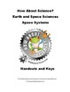 Space Systems:  Seasons, Moon Phases, Eclipses, Solar System