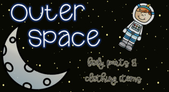 Space Sensory Stakes: Body Parts and Clothing