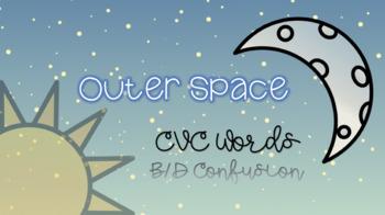 Space Sensory Stakes: CVC: B/D Confusion