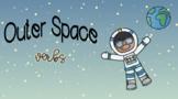 Space Sensory Stakes: Verbs
