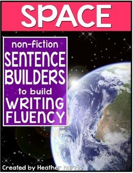 Space Sentence Builders