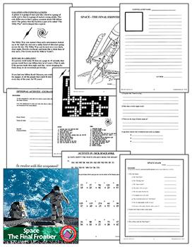 Space Series SET Gr. 1-6
