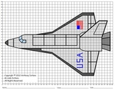 Space Shuttle (Coordinate Graphing)