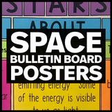 5th Grade Space and Solar System Bulletin Board - Science