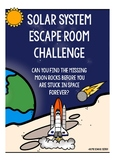 Space Solar System Escape Room