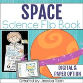Space & Solar System Flip Book