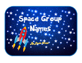 Space Solar System Group Names
