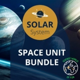 Space: Solar System Interactive Notebook