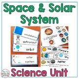 Space & Solar System Science Unit For Special Ed  (Leveled Science Centers)