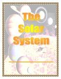 Space: Solar System Tic Tac Toe Menu of Activities