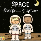 Space Songs: Astronauts | Sun | Earth | Moon | Planets