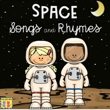 Space Songs: Astronauts | Sun | Earth | Moon | Planets