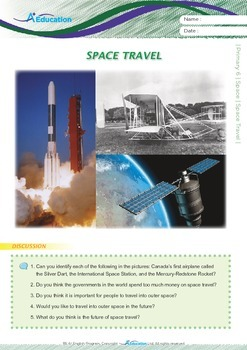 Space - Space Travel (I) - Grade 6