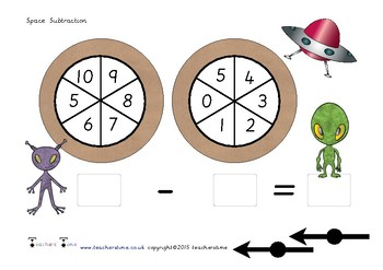 Space Spin Subtraction