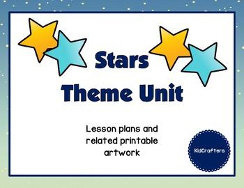 Space - Stars Theme Unit