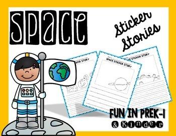 Space Sticker Stories
