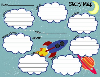 Space Story Map