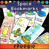 Space Bookmark Awards