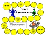 Space Subtraction Game Center