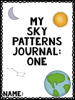 Space Systems Pack {NGSS First Grade Science} Predictable Sky Patterns