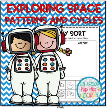 Space Systems...Patterns and Cycles...NGSS 1st Grade