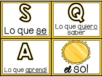 Space Systems & Patterns in Spanish