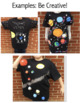Space T-Shirt Project