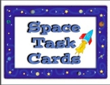 Space Task Cards