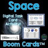 Space Task Cards - Digital Boom Cards™