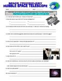 Space Technology : Hubble Space Telescope Webquest