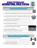 Space Technology : International Space Station Webquest (NASA / STEM)
