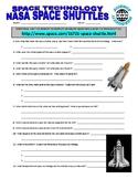 Space Technology : NASA Space Shuttles Webquest