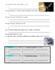 Space Technology : Timeline Webquest (NASA / Space Race)