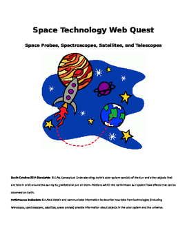 Space Technology Webquest