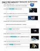 Space Technology Webquest (Famous Dates / Timeline / Space