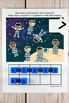 Space Ten Frame Game  (Pre-K + K Math)