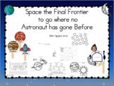 Space The Final Frontier Mini Unit