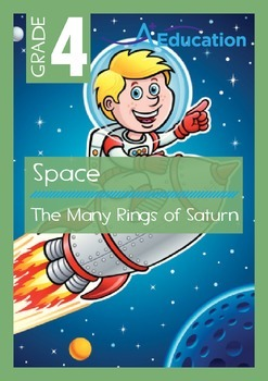 Space - Saturn's Ring - Grade 4