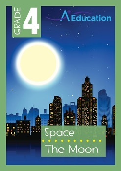 Space - The Moon - Grade 4