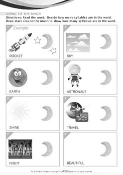 Space - The Moon (II): Going to the Moon - Grade 2