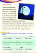 Space - The Moon (II) - Grade 1 (with 'Triple-Track Writin