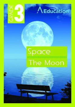 Space - The Moon - Grade 3