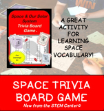 Space Trivia Board Game