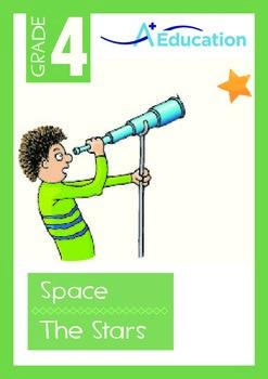 Space - The Stars - Grade 4