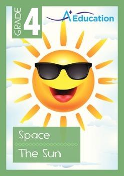 Space - The Sun - Grade 4