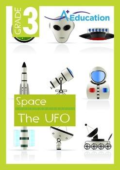 Space - The UFO - Grade 3