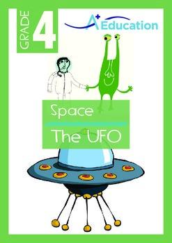 Space - The UFO - Grade 4
