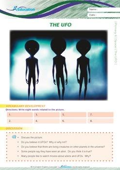 Space - The UFO (II) - Grade 6