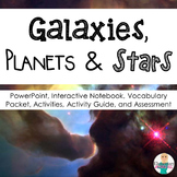 Space: Galaxies, Planets, and Stars Unit