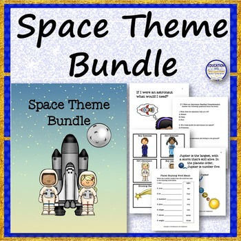SPACE THEME BUNDLE